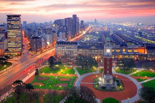 Buenos Aires 4 days in Recoleta