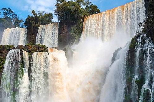 Salta Iguazú 8 días con pasaje aéreo desde Buenos Aires o viceversa