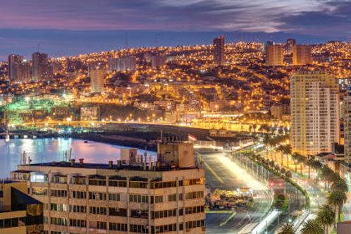 Entretenido Chile Santa Cruz de Colchagua & Viña del Mar 9 días