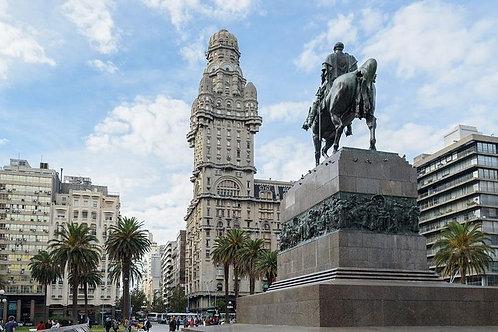 Full day Montevideo - From Punta del Este