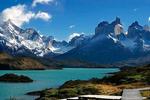 Full day excursion Torres del Paine National Park