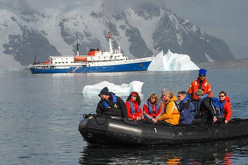 אנטארקטיקה קלאסית - 11 יום - יציאה 01/17/2021