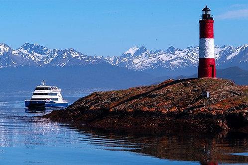 Navegación Canal de Beagle / Isla de Lobos - Ushuaia