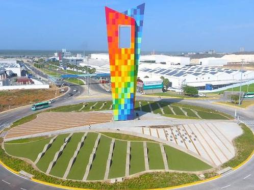 Cuartos de final - Opción 1 - Barranquilla - 3 noches