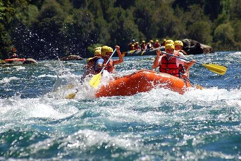 Rafting Río Manso Villegas - Bariloche