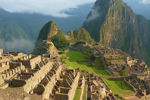 Perú-Bolivia-Argentina-Chile-Brazil 33 days