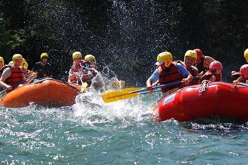 רפטינג מנסו נהר תחתון - Bariloche