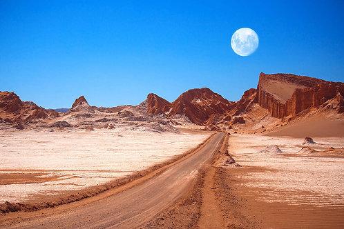 Desde Santiago a San Pedro de Atacama con Uyuni - 9 días