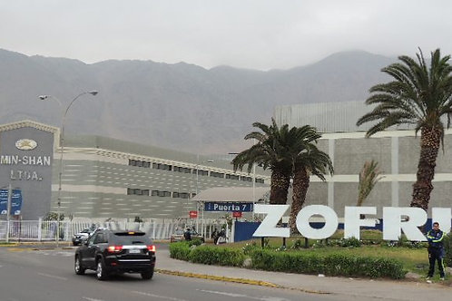 Iquique tax free zone 4 días