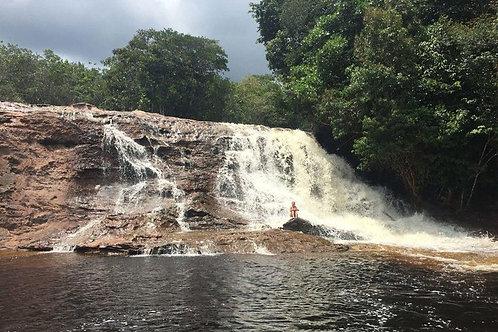 Tour a Cachoeiras Presidente Figueiredo desde Manaos