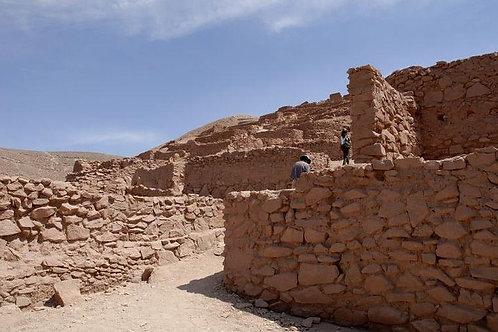 חצי יום סיור ארכיאולוגי - סן פדרו דה אטקמה