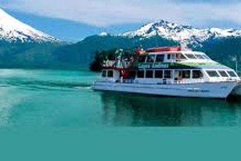 Cruce de lagos de Bariloche a Santiago - 10 días