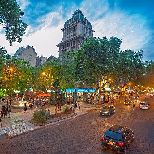Mendoza - City Tour por la Tarde