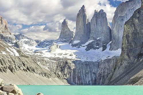 Patagonia Chilena a travéz de sus canales 12 días