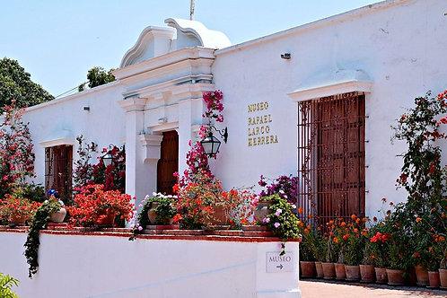 Museo Larco, Taberna Tradicional y Circuito Mágico del Agua
