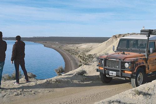 Cerro Avanzado 4x4 con Loberia Punta Loma