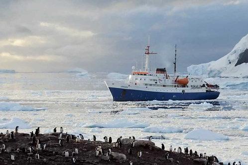 אנטארקטיקה קלאסית - 10 ימים - יציאה 11/12 / 2020-20 / 12 / 2020-08 / 01 / 2021-07 / 02/2021