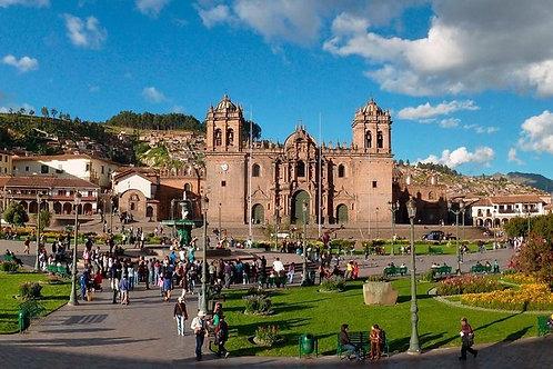 City Tour Cusco y Parque Arqueológico