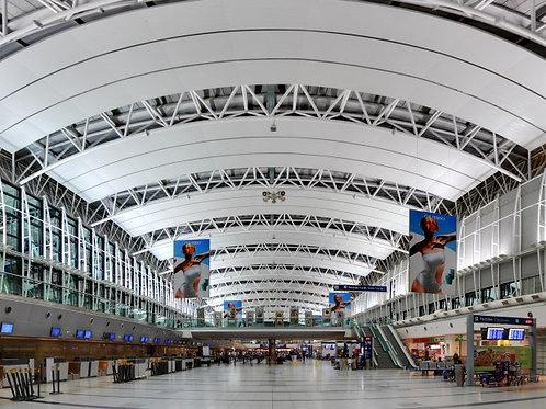 Buenos Aires - Trasnfer Aeropuerto Pistarini (Ezeiza) aAeroparque J. Newery