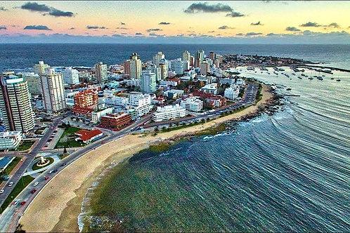 Media día City Tour Punta del Este