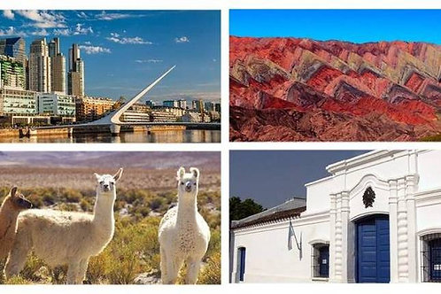 Buenos Aires - Salta - Jujuy & Tucumán 9 days