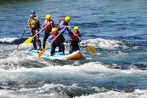 Stand Up Rafting Río Limay - Bariloche