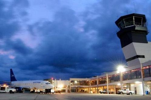 סלטה - העברה מהמלון לשדה התעופה