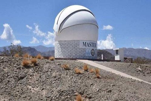 Observación de estrellas en Barreal - 2 días