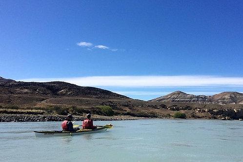 Río La Leona en Kayak - Día Completo - Calafate