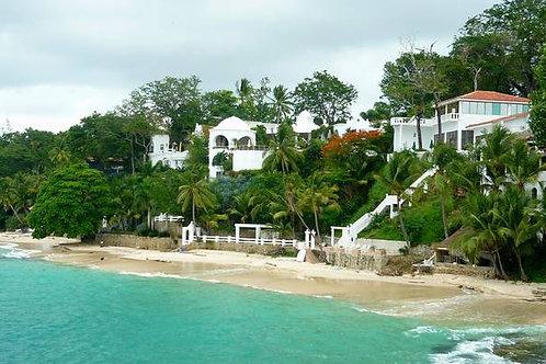 האי קונטאדורה, היכנס לאוקיאנוס השקט הפנמי - סיור יומיים