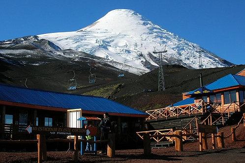 Medio día Volcán Osorno - Puerto Varas, Chile