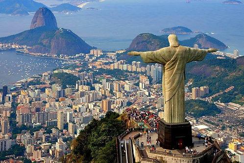 Brasil-Argentina-Chile - 22 días