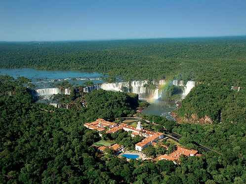 Argentina Falls and Great Adventure