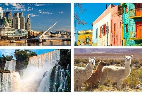Buenos Aires - Iguazu & Salta 8 días