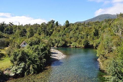 פטגוניה ירוקה - Hualaihué - 8 ימים