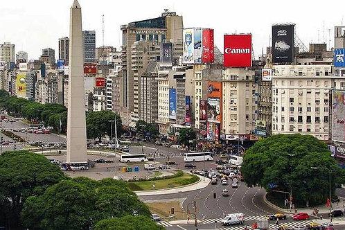 Paseo de los Lagos Buenos Aires Bariloche Calafate - 10 día