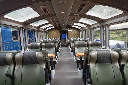 מאצו פיצו ליום שלם ברכבת משלחת - קוסקו