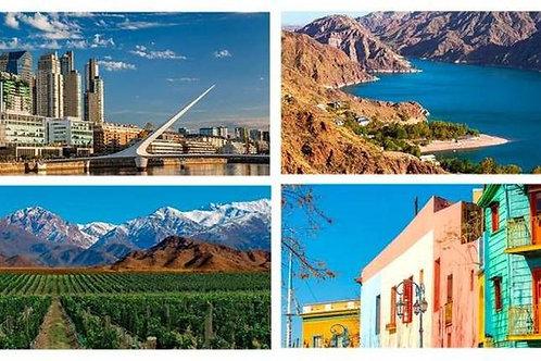 Buenos Aires y Mendoza - 5 días