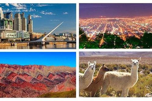 Buenos Aires - Salta & Jujuy 7 days