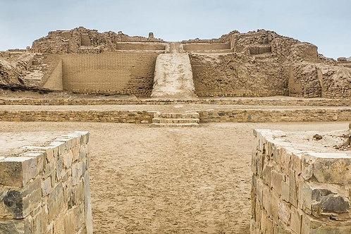 Templo Pre-Inca de Pachacamac