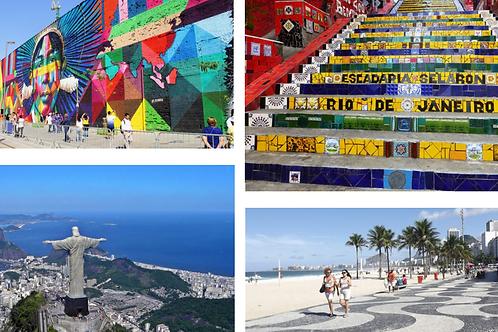 Río de Janeiro - 4 días