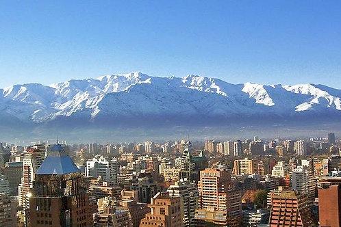 ברזיל-ארגנטינה-צ'ילה 22 יום
