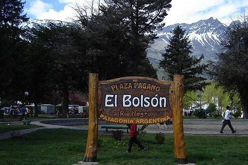 El Bolsón - desde Bariloche