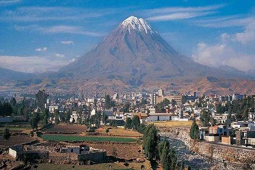 Medio día City Tour y visita Monasterio Santa Catalina - Arequipa