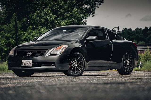 2008 Altima Coupe. • • Photo by Michael