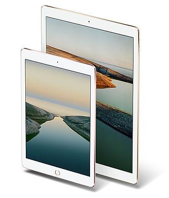iPad Pro ve iPad Air fotoğrafı