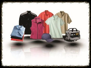 screen print embroidery promotional products custom t-shirt