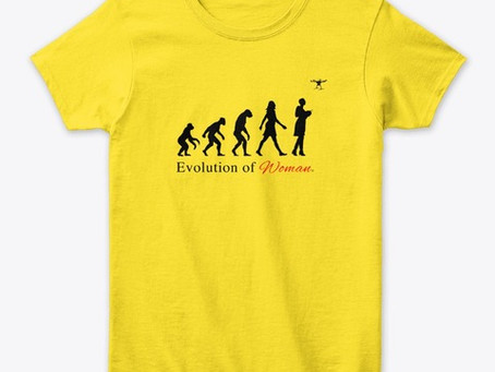 Evolution of Woman (drone)