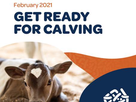 Get Ready for Calving - February Newsletter