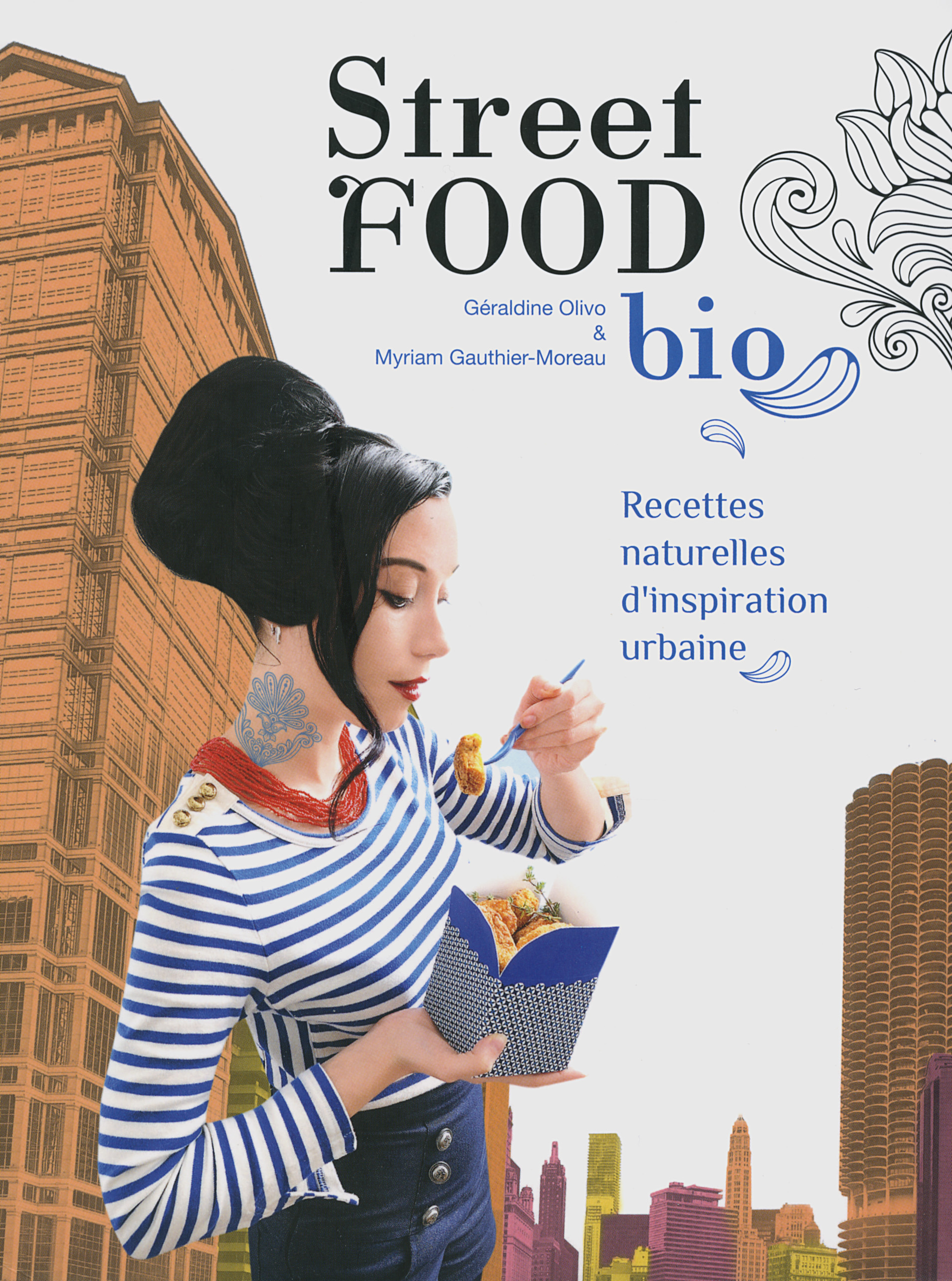 Street Food bio - Editions Alternatives